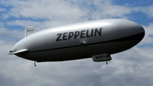 Zeppelin auf Ecstasy