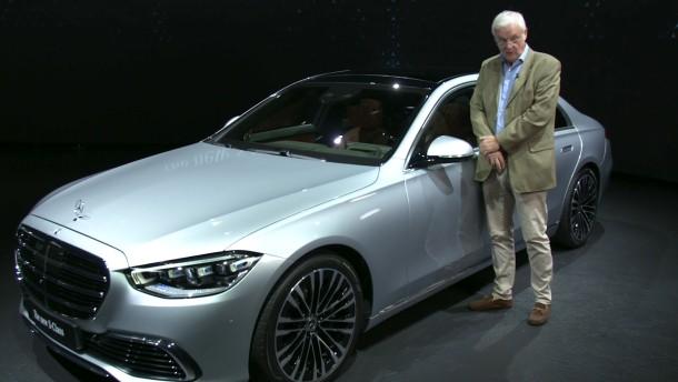 Erster Eindruck der neuen Mercedes S-Klasse