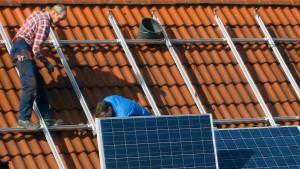 Wenn die Solaranlage aus der Förderung fällt