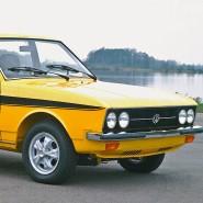 Klare Kante: VW K 70 aus dem Jahr 1973