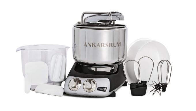 Kuchenmaschine Von Ankarsrum Im Test Ungewohnlicher Backhelfer