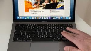 Angefasst – Das ist das neue Macbook Air