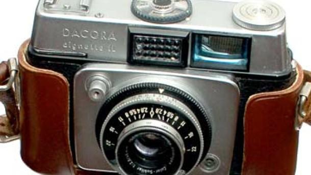 Der Klick oder die Liebe zum alten Apparat