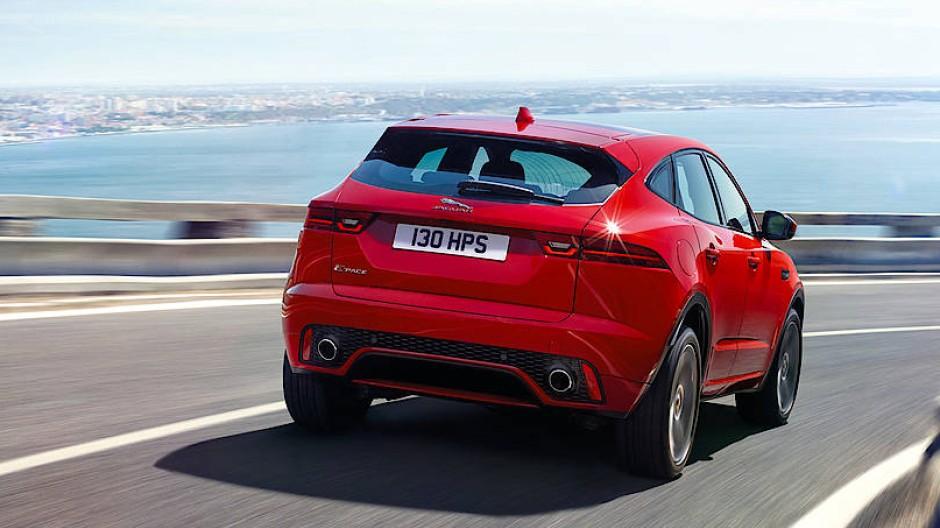 Mit einem Preis von 34.950 Euro ist er der Einstieg in die Jaguar-Welt.
