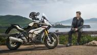 Der Wunsch vieler Motorradfahrer: Ein passender Anzug für jedes Wetter