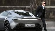 Drei Nächte mit James Bond