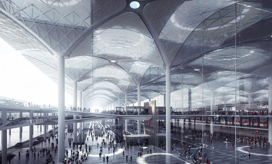 Im Jahr 2025 werden rund 225.000 Menschen am und um den Flughafen beschäftigt sein, so der Plan.