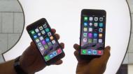 (Noch) die aktuellen iPhones