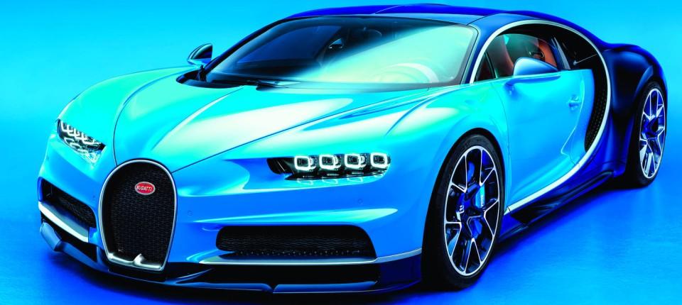 b38b2b2841f0 Bugatti Chiron  Das schnellste Kunstwerk der Welt