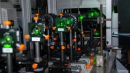 Laser statt Lithographie