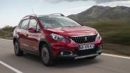 Der 2008 fährt auf dem deutschen Markt in der Peugeot-Spitzengruppe und ist jetzt mit dem schmückenden GT-Line-Paket zu haben.