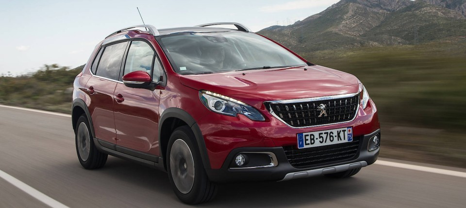 suv peugeot 2008 im test mit gt line paket. Black Bedroom Furniture Sets. Home Design Ideas