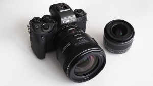 Kleine Kamera, dickes Rohr