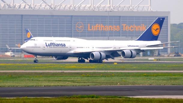 Lufthansas längstes Flugzeug der Welt