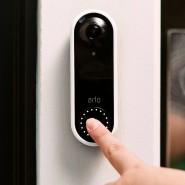 Damit der Postbote nicht zwei Mal klingelt: Video Doorbell von Arlo