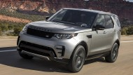 Fahrbericht Land Rover Discovery 2.0 SD 4 HSE LUXURY