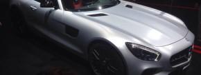 Noch in der dunklen Ecke: Mercedes GT