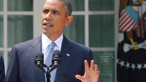 """Obama: """"Ich bin bereit, den Befehl zu geben"""""""