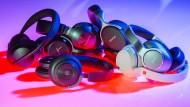 7 von 11: Aktuelle Bluetooth-Kopfhörer mit Geräuschunterdrückung
