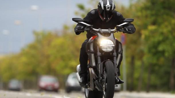 Ducatis Werk und Teufels Beitrag