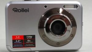 Digitalkamera für 30 Euro von Rollei