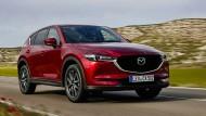 Der neue Mazda CX 5