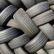 Rund 13,5 Millionen Tonnen Autoreifen werden jedes Jahr in der Welt ausgesondert