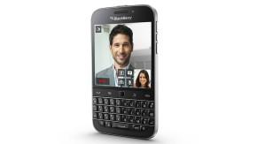 Nun bringt Blackberry das Classic auf den Markt.