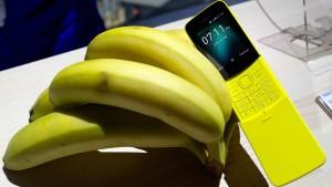 Nokia, Huawei und ein dritter bunter Vogel