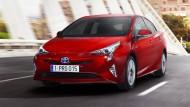 Toyota schickt die vierte Generation des Prius an den Start