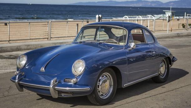 50 Jahre Alter Porsche Der Million R Auto Verkehr Faz