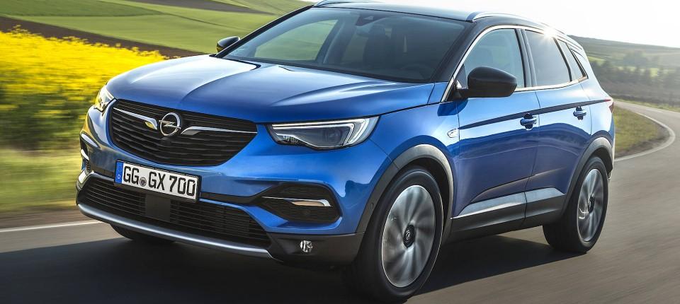 Opel Grandland X Im Test Komfort Ohne Allradantrieb