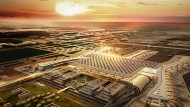 In Istanbul soll nicht weniger entstehen als der größte Flughafen Europas