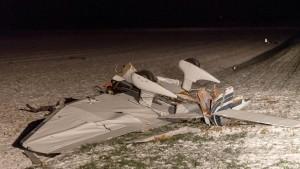 Acht Tote bei Flugzeug-Kollision