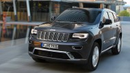 Der Jeep Grand Cherokee