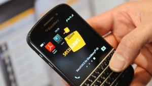 Bund deckt sich mit abhörsicheren Smartphones ein