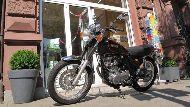 Motorrad pur