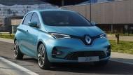 Renault hat im vergangenen Jahr knapp 40.000 Zoé verkauft.