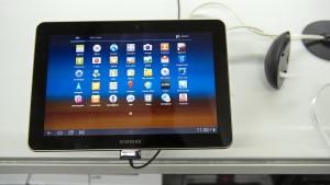 Samsung verschiebt Tablet-Start in Australien