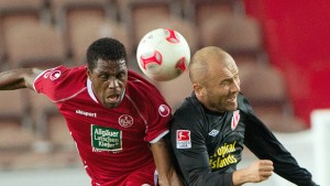 Kaiserslautern und Köln gewinnen