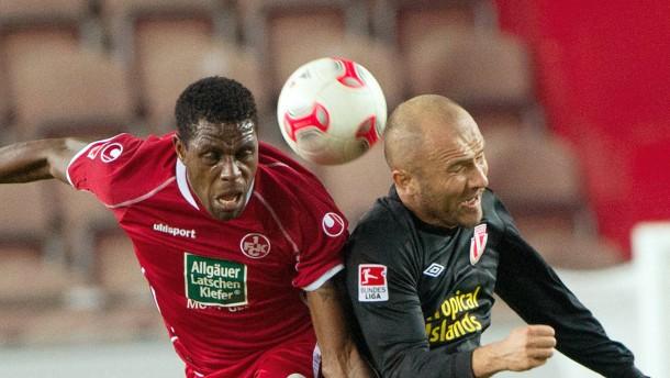 FC Kaiserslautern - Energie Cottbus