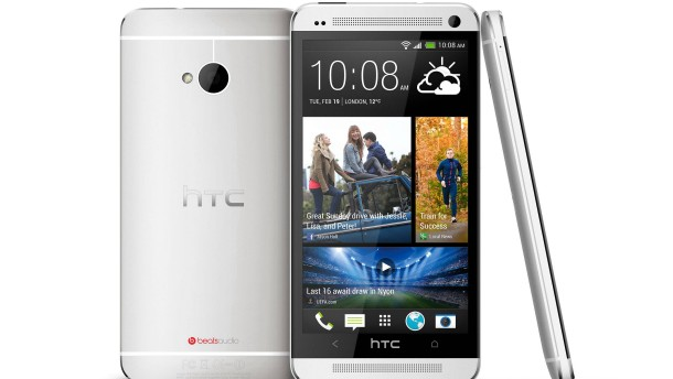 Taiwan's HTC launches new smartphone HTC ONE