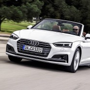 Gehobene Mittelklasse: Audi A5 Cabrio