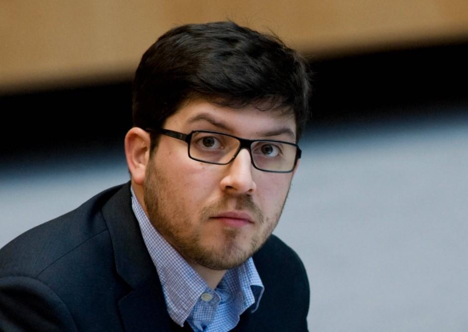 Christopher Lauer von der Piratenpartei findet die Debatte gut und sinnvoll
