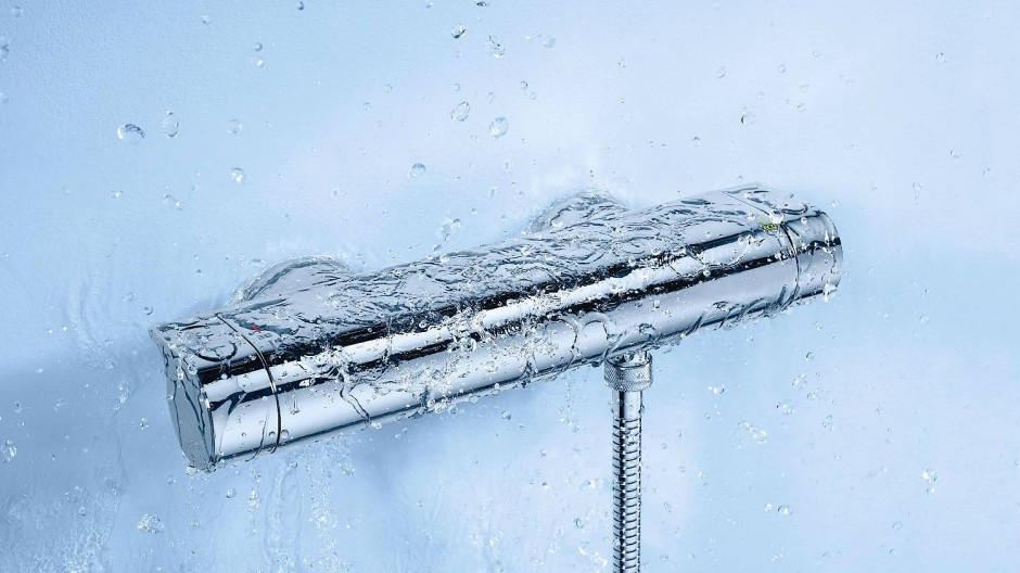 Thermostat Reparieren Dilemma In Der Dusche Technik Faz