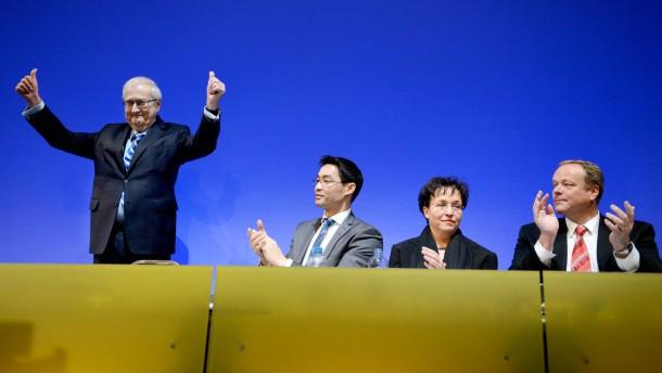 FDP Dreikönigstreffen