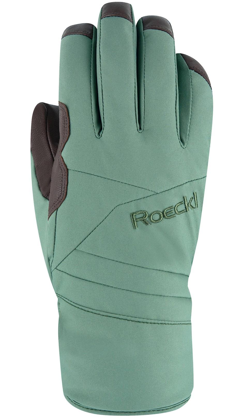 Grünes Händchen: Eco-Skihandschuh von Roeckl