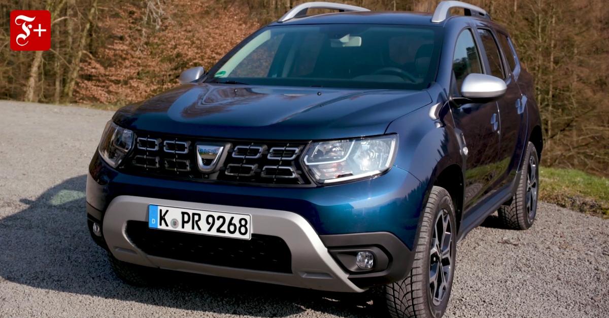 Fahrbericht Dacia Duster: Ehrliche Haut mit bulligem Auftritt