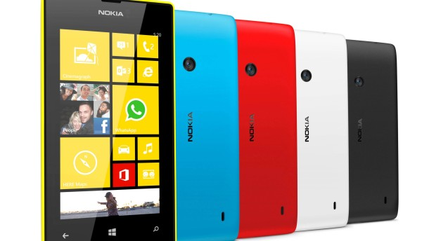 Günstige Smartphones von Nokia
