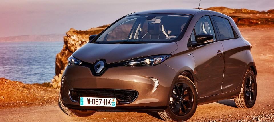 Elektro Auto Renault Zoé Im Test Preis Technische Daten